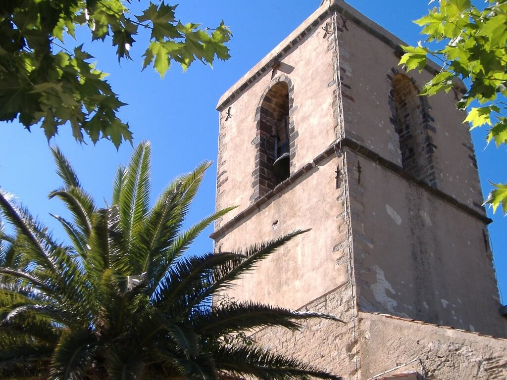 clocher-eglise-saint-michel-grimaud