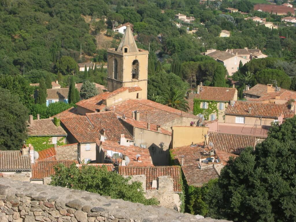 grimaud-village